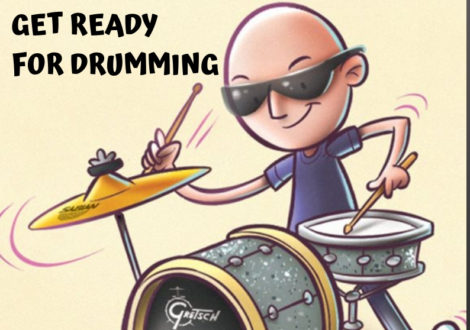 GET READY FOR DRUMMING ! Drum Time Students Live Performance